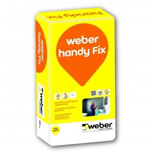 weber HANDY FIX Padidinto elastingumo klijai keraminėms ir akmens masės plytelėms  25 kg
