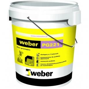 weber PG221 Gruntas prieš dekoratyvinį tinką 20kg