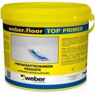 weber.floor Top Primer Gruntas apsauginiam grindų sluoksniui  5 kg talpa