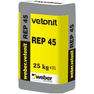 weber.vetonit REP 45 Remontinis betonas 25 kg maišas