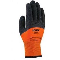 Žieminės pirštinės Uvex Unilite Thermo HD, 8 dydis